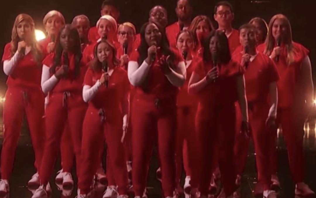 'America's Got Talent': Northwell Health Nurse Choir Competes in AGT Finals
